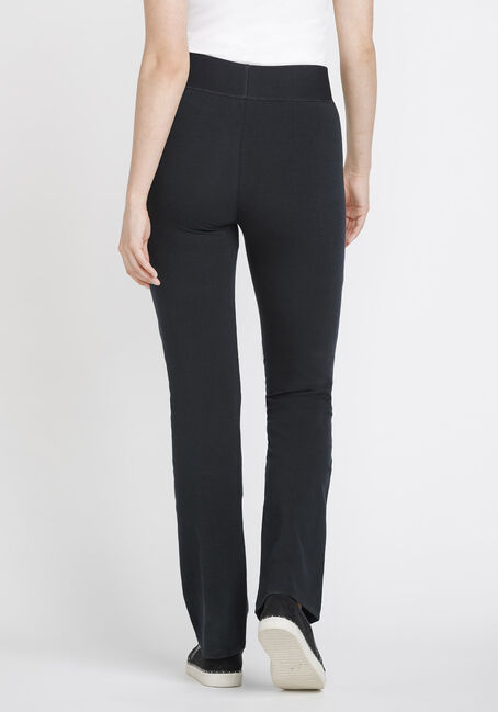 Women's Yoga Pant, BLACK, hi-res