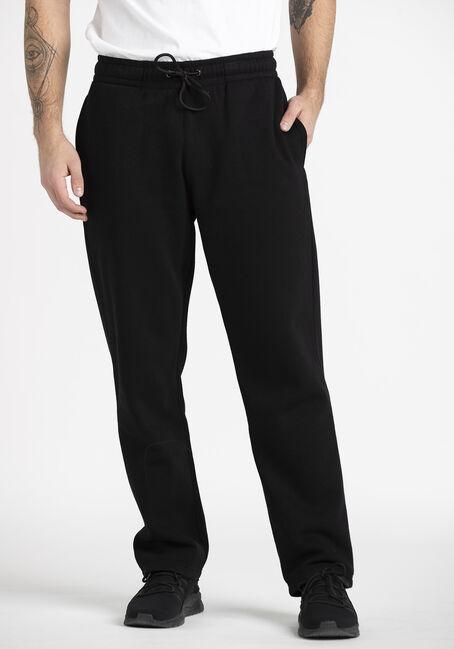 Men's Open Bottom Fleece Pant