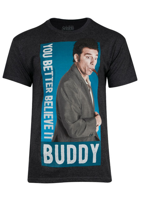 Men's You Better Believe It Buddy Tee