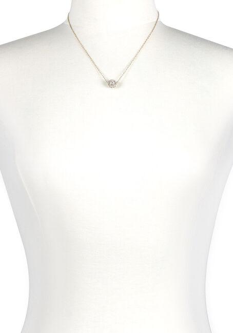 Women's Fireball Necklace