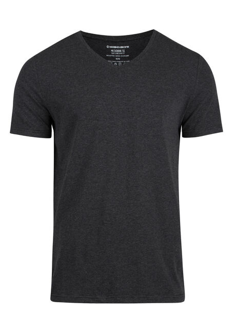 Men's Everyday Mini Stripe V-Neck Tee
