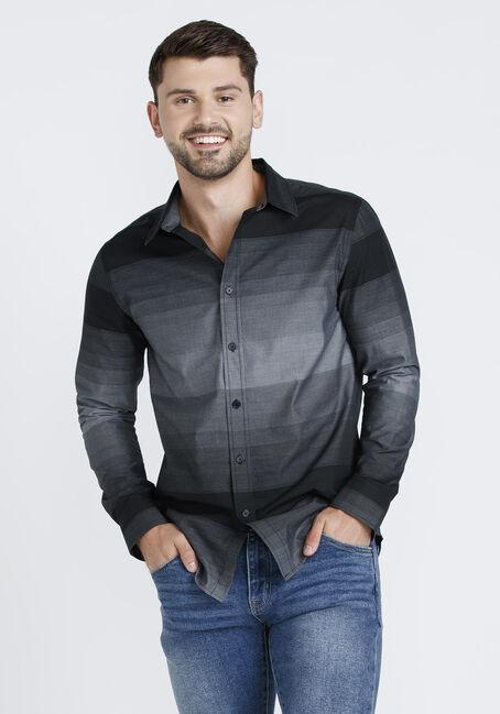 Men's Ombre Shirt