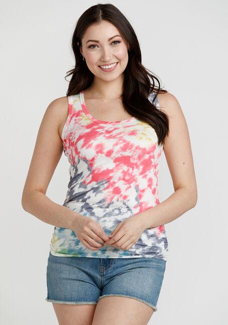 Women's Tie Dye Super Soft Tank
