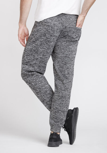 Men's Athletic Jogger, CHARCOAL, hi-res