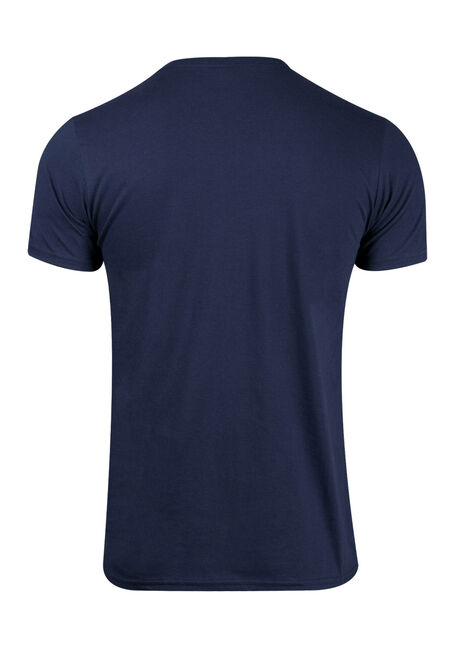 Men's Boating Graphic Tee, NAVY, hi-res