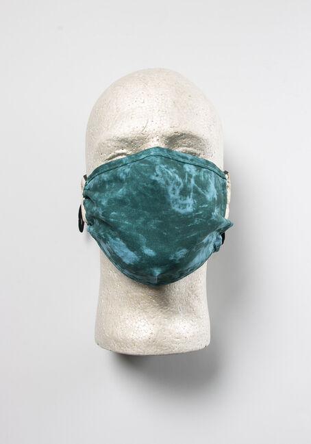 Tie Dye Pattern Face Mask