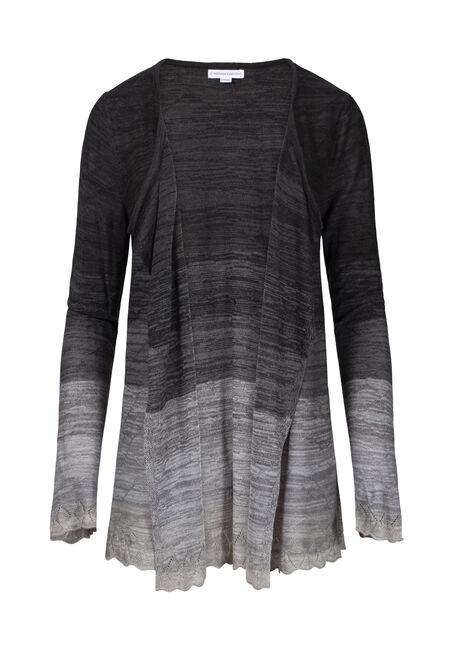 Women's Space Dye Cardigan