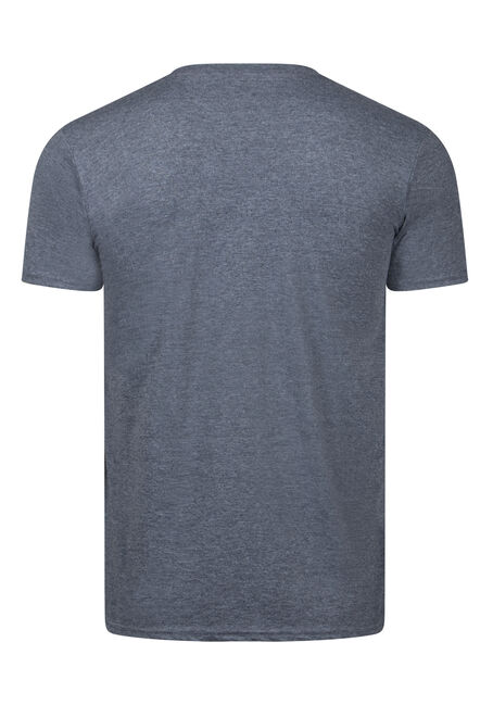 Men's Hockey Tee, MEDIUM BLUE, hi-res