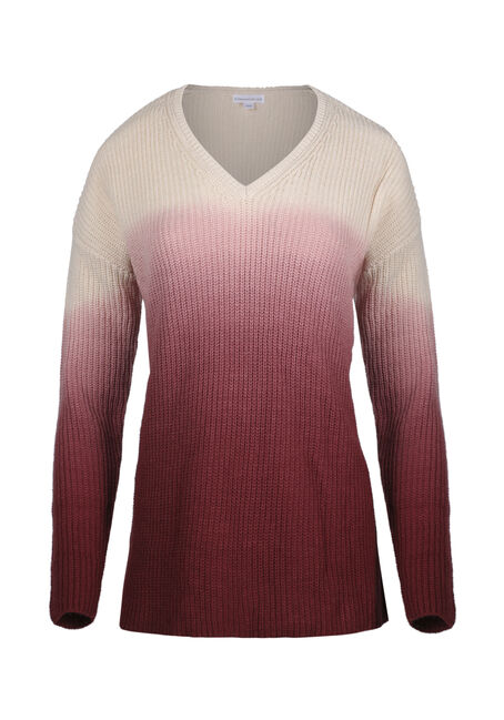Women's Ombre Sweater