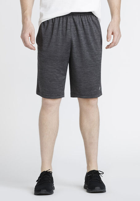Men's Side Stripe Athletic Short