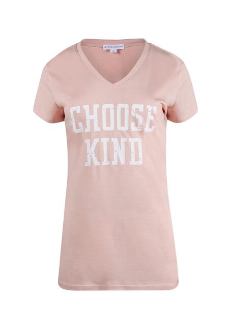 Ladies' Choose Kind Tee