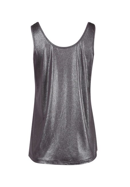 Ladies' Shimmer Tank, PASS.PURPLE, hi-res