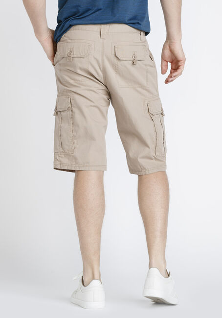 Men's Cargo Short, STONE, hi-res