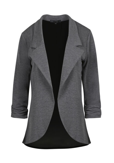 Ladies' Chiffon Back Blazer