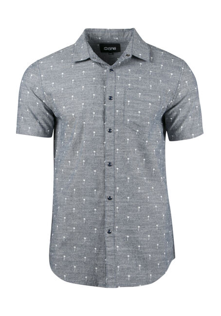 Men's Palm Tree Shirt