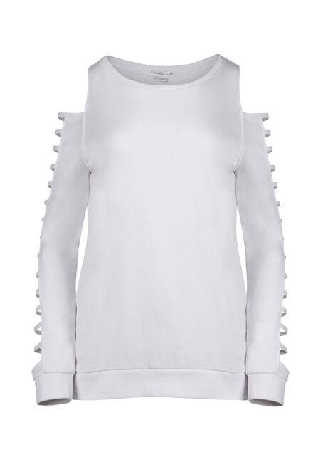 Women's Ladder Sleeve Fleece
