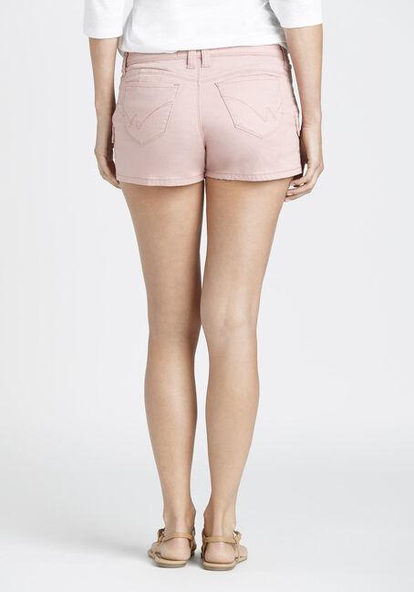 Ladies' Cargo Not-So-Short Short, PINK, hi-res