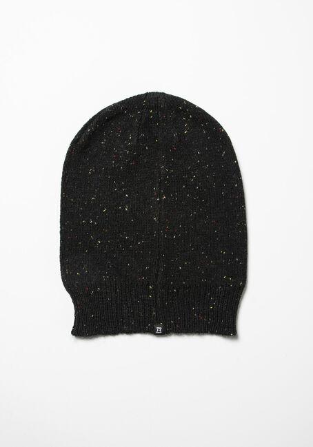 Women's Slouchy Hat, BLACK, hi-res