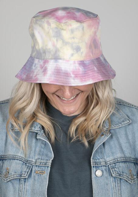 Tie Dye Bucket Hat, MULTI, hi-res