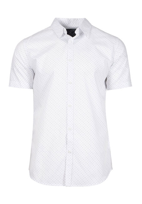 Men's Mini X Print Shirt