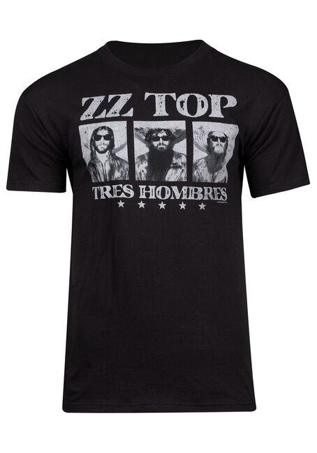 Men's ZZ Top Tee