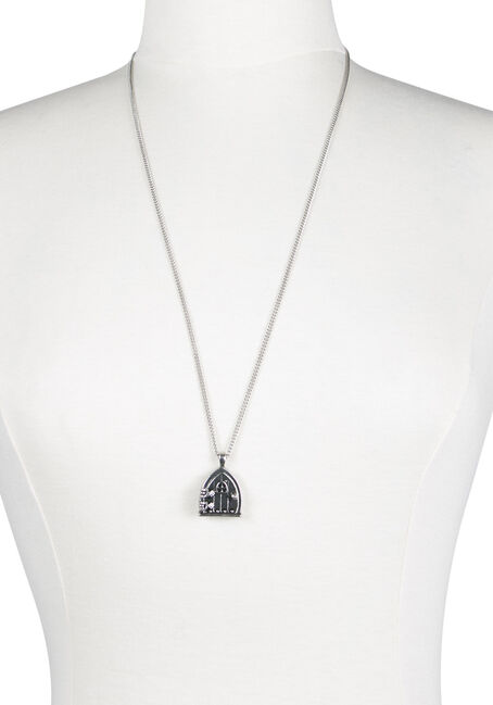 Ladies' Fairy House Necklace