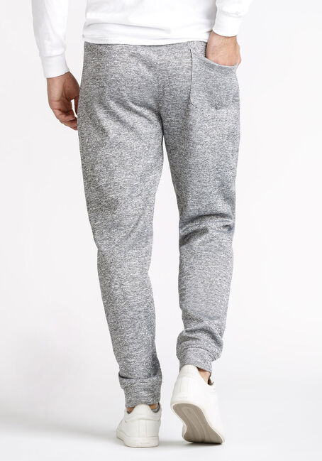 Men's Space Dye Jogger, CHARCOAL, hi-res