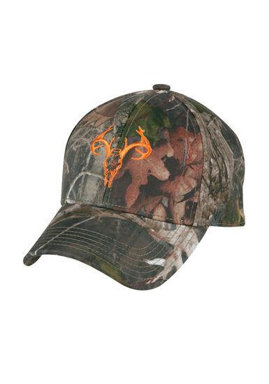 Men's True Timber Baseball Hat, LIGHT OLIVE, hi-res