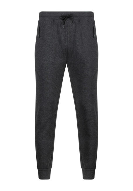 Men's Zip Fleece Jogger