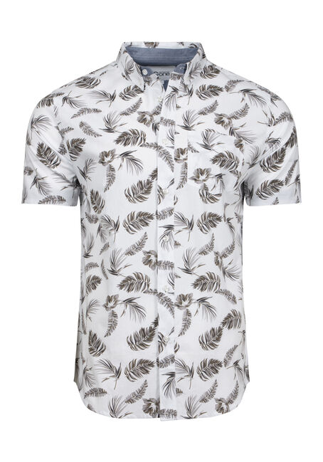 Men's Palm Print Shirt