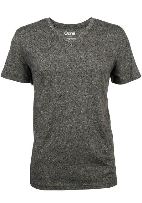 Men's Short Sleeve V-neck Tee