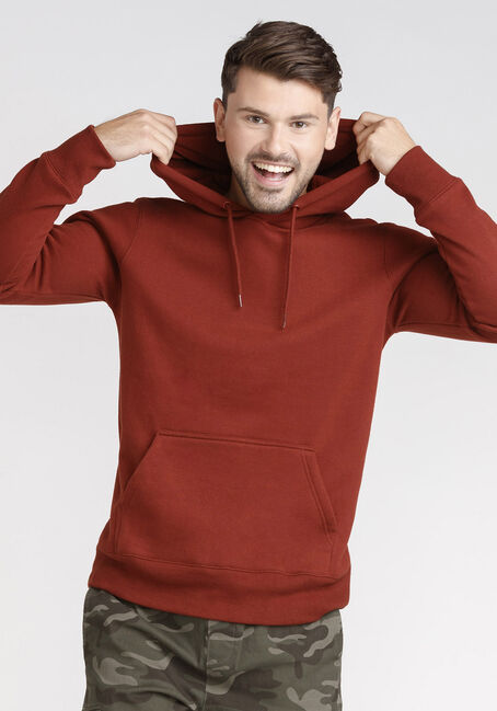 Men's Washed Classic Hoodie