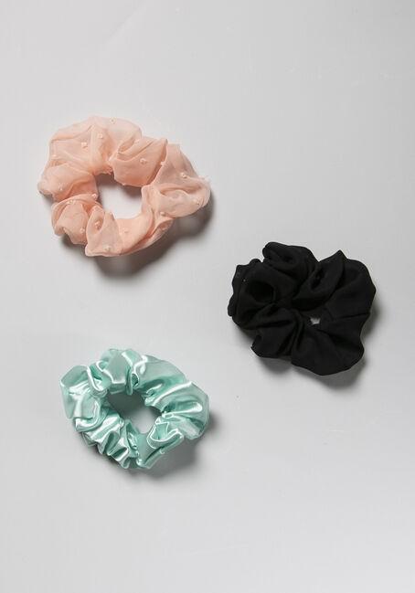 3 Pack Scrunchie Set