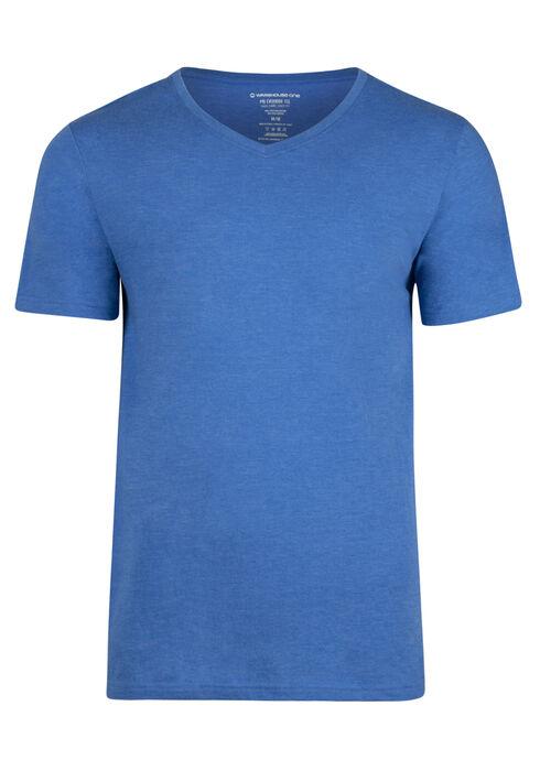 Men's Everyday V-Neck Tee, ROYAL BLUE, hi-res