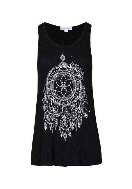 Women's Floral Dreamcatcher Tank