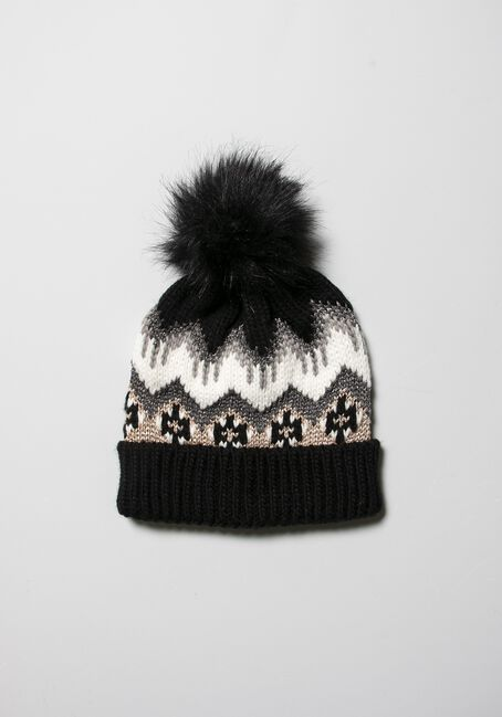 Women's Fairisle Hat