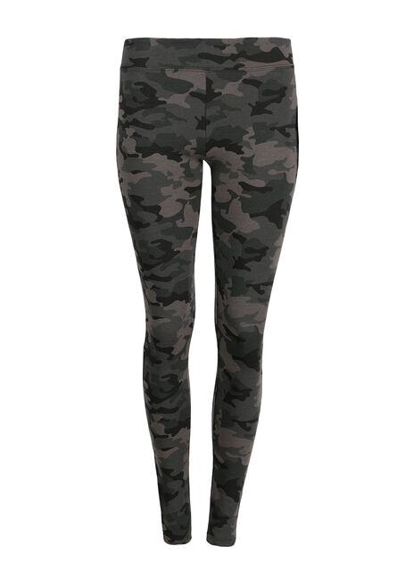 Ladies' Camo Print Legging