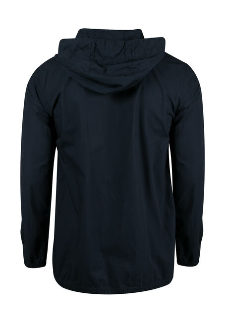Men's Cotton Jacket, NAVY, hi-res