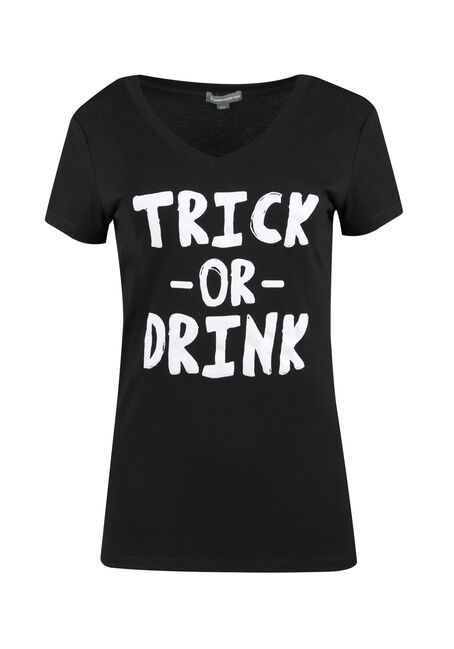 Ladies' Trick or Drink Tee