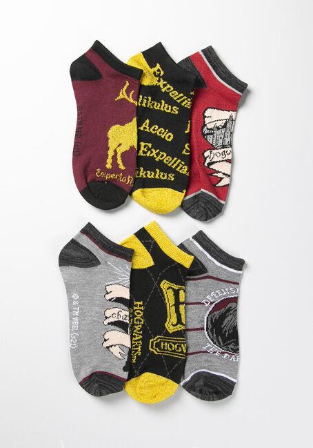 Women's Harry Potter 6 Pack Socks