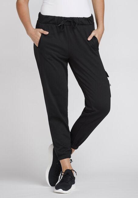 Women's Fleece Cargo Pant