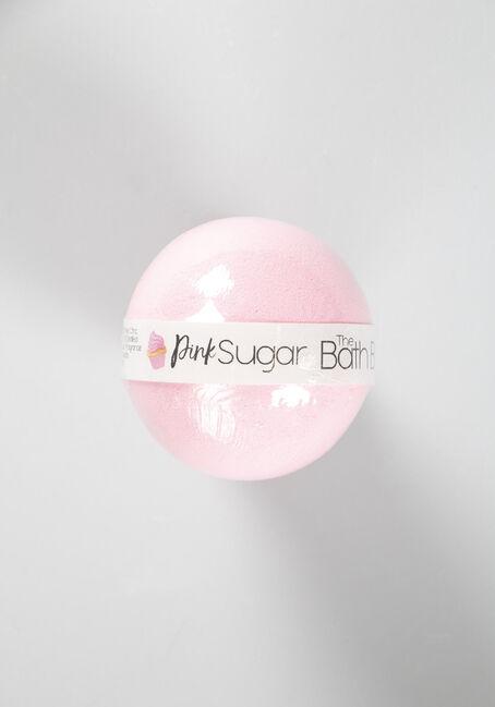 Bath Bomb Pink Sugar