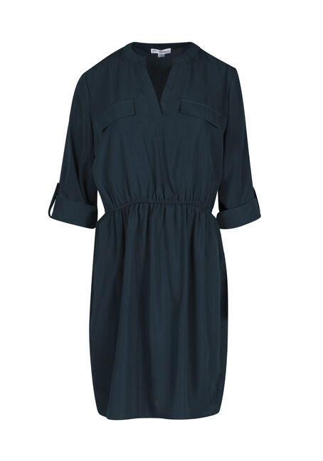 Ladies' Shirt Dress