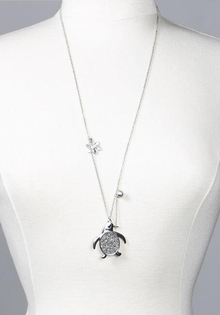 Women's Penguin Necklace