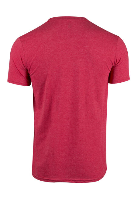 Men's I May Be Wrong Tee, HEATHER RED, hi-res