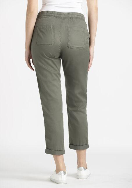 Women's Pull-on Weekender Soft Pant, LIGHT OLIVE, hi-res