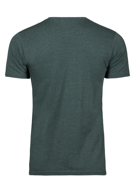 Men's Everyday Crew Neck Tee, EVERGREEN, hi-res