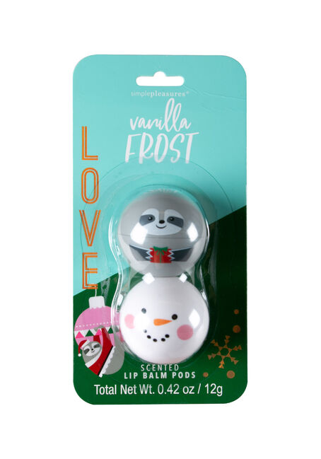Vanilla Frost Lip Pod Set