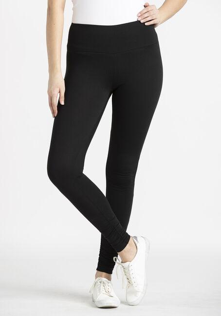 Women's Ruched Bottom Legging