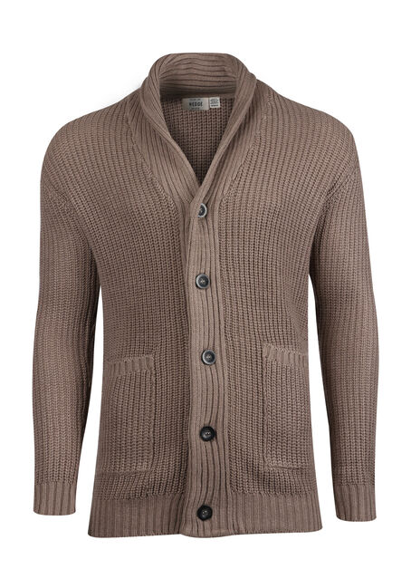 Men's Button Front Cardigan
